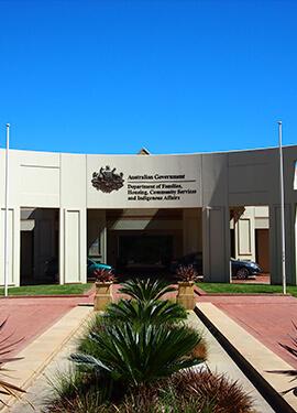 An external of a building