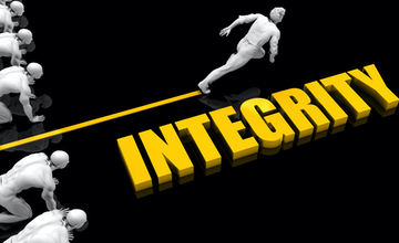 Racing ahead in the integrity race