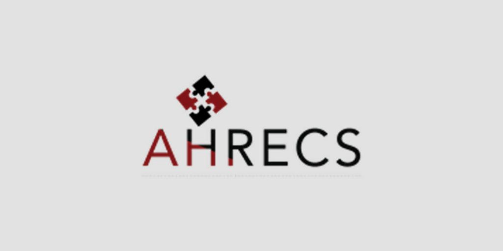 Isolated AHRECS logo